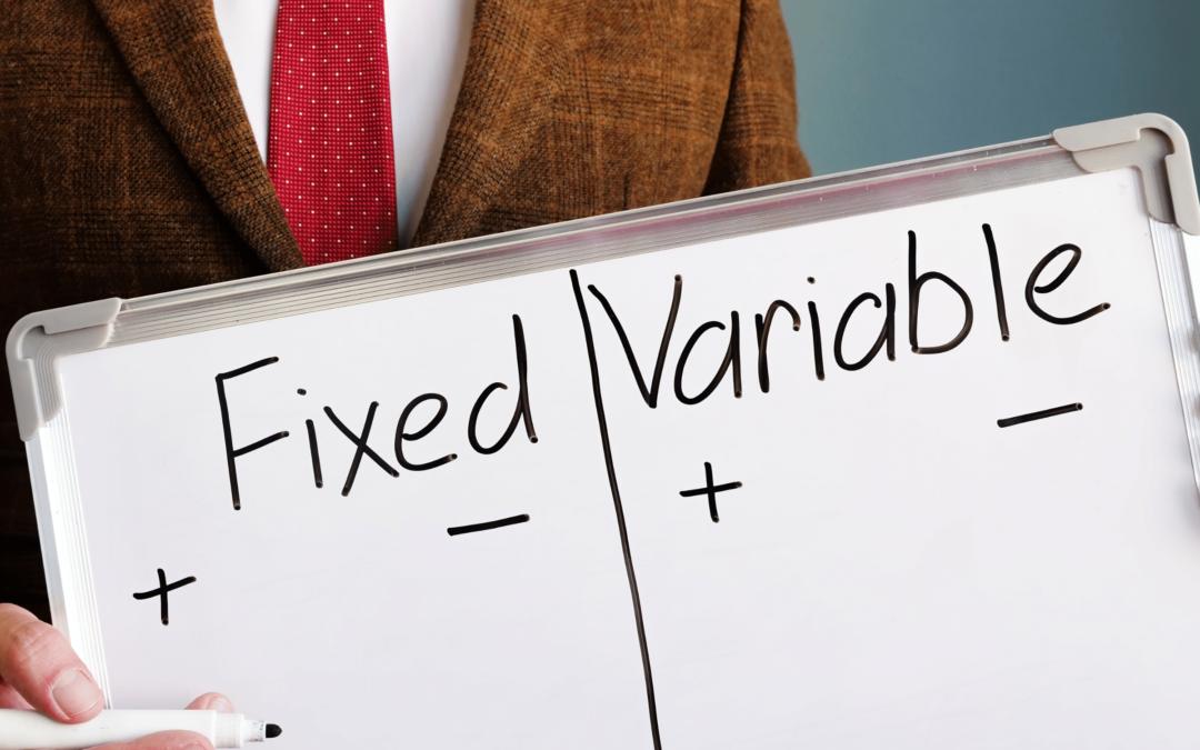 Fixed Vs. Variable Rate Mortgage - HW Advantage